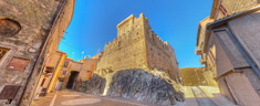 Immagine del virtual tour 'Castello Caetani'